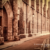 Cambridge - back street