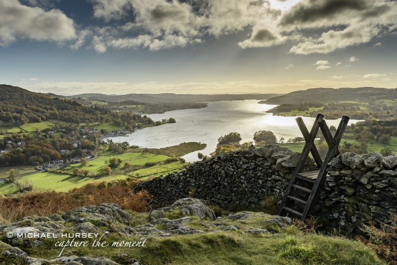 The view from Under Loughrigg