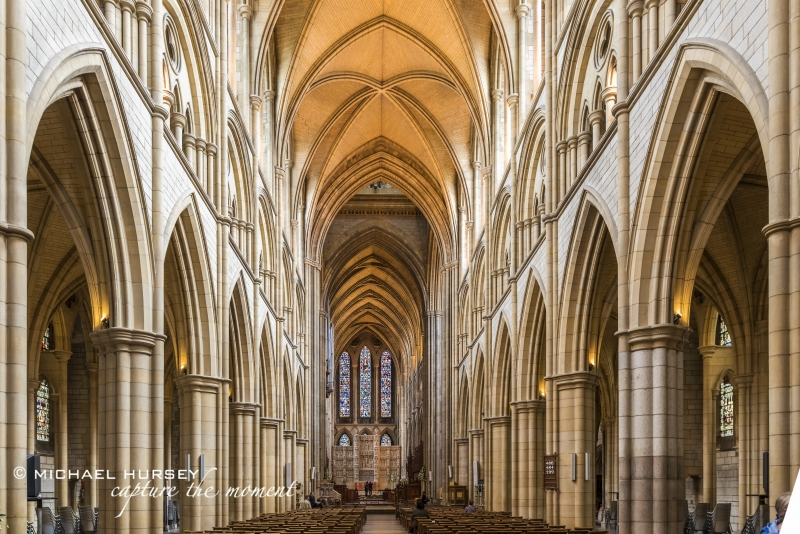 Truro Cathedral, Cornwall