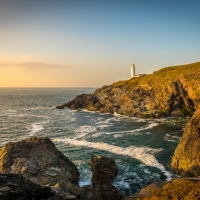 Trevose Head, North Cornwall