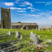 St Merryn Church, Cornwall