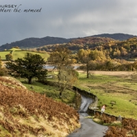 Road to Little Langdale