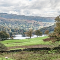 Rydal Water Pano